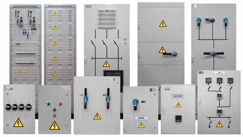 Низковольтные комплектные устройства (НКУ)