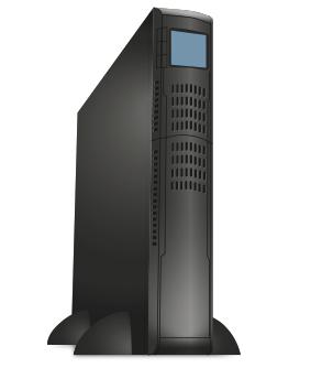 Серия LP ИБП от 1 до 3 кВА (линейно-интерактивные) установка на пол или в шкаф 19''