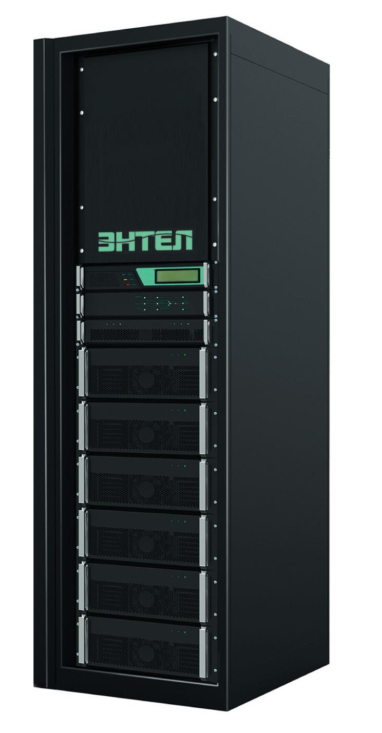 Серия IP модульные ИБП от 6 до 800 кВА (онлайн) установка на пол или в шкаф 19''
